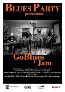 Bluesparty 2015
