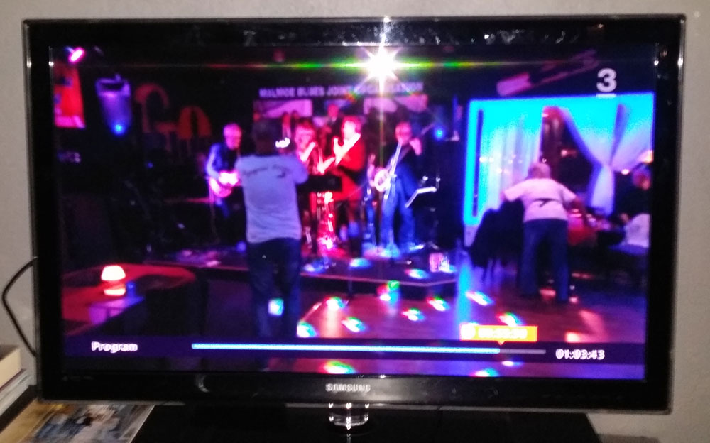 Go Blues på TV3 2015
