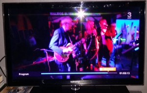 Go Blues på TV3 2015