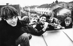 Caj & The Howlers 1964